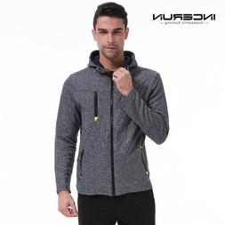 INCERUN 2019 Autumn <font><b>Men</b></font> Zipper <font><b>