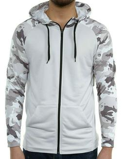 NIKE $65 Men's Dri-Fit FULL ZIP TRAINING HOODIE JACKET AQ113