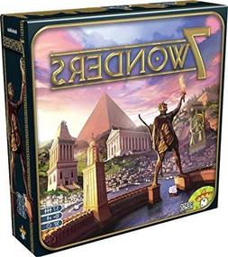 7 Wonders Board Game 8-13 Years Old Toy Boy Girl - New with
