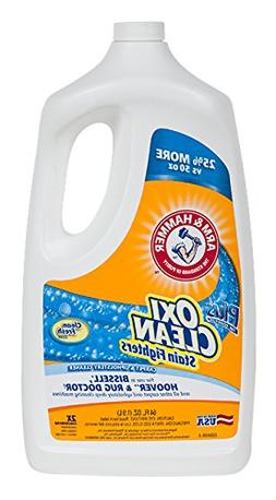 Arm & Hammer Carpet Cleaner Oxiclean Extractor Chemical, 64