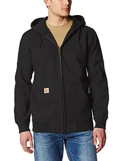 Carhartt Men's Rain Defender Paxton Heavyweight Hooded Zip F