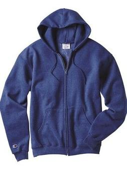 Champion - Double Dry Eco Full-Zip Hooded Sweatshirt - S800