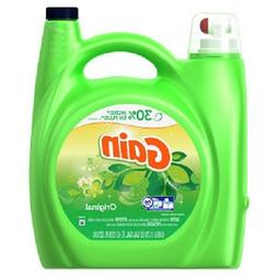 Gain Liquid Detergent with Original Scent, 146 Loads, 225-Ou