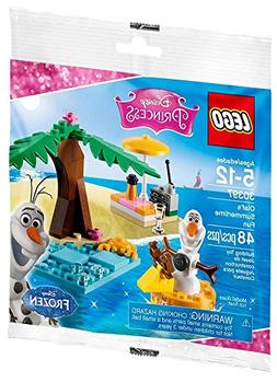 LEGO, Disney Princess, Frozen Olaf's Summertime Fun  Bagged