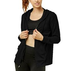 Women's Full Zip Up Active Yoga Gym Casual Jacket Everyday T