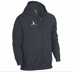 Nike Air Jordan Fleece Basketball Full Zip Hoodie AA5583 010