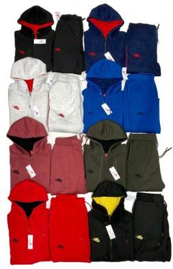 Nike Air Tech Fleece Sweatsuit Complete Set Hoodie & Pants F