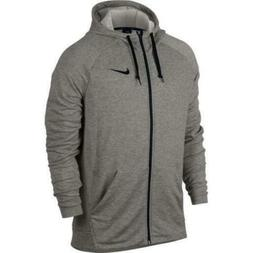 NIKE Big & Tall $60 Men's Dri-FIT Zip-Front Training HOODIE
