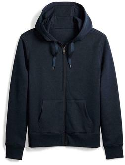 Amazon Essentials Big and Tall Men's Full-Zip Hooded Fleece