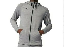 Nike Big & Tall training hoodie Dri fit full zip modern fit