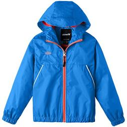 boy s light weight spring jacket hooded