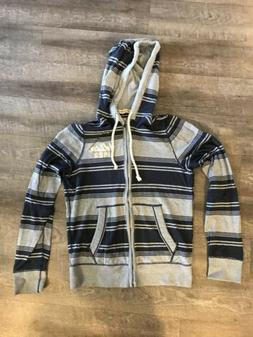boys mens zip up hoodie size large