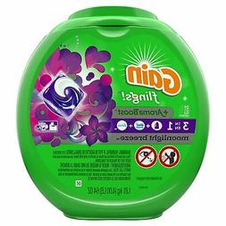 Brand New Gain Flings Moonlight Breeze Laundry Detergent Pac