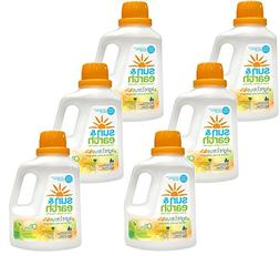 Sun & Earth Natural Laundry Detergent - 2x Concentrated, HE