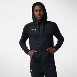 Nike Dri-FIT Men's Full-Zip Training Hoodie - NWT Black  860