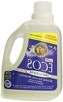 Earth Friendly Products Ecos Liquid Laundry Detergent,with b