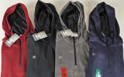 Champion Elite Performance Scuba Fleece Lined 1/2 Zip Hoodie