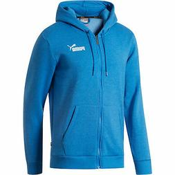 PUMA Essential + Full-Zip Hoodie Men Sweat Basics