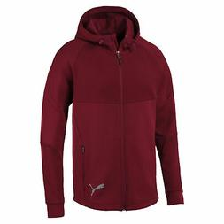 PUMA Evostripe Men's Full Zip Hoodie Men Sweat Basics