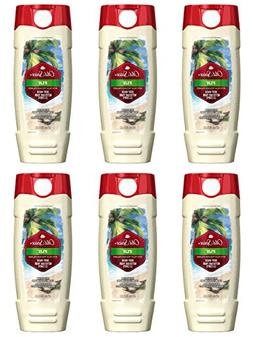 Old Spice Fresher Collection Men's Body Wash, Fiji, 16 Fluid