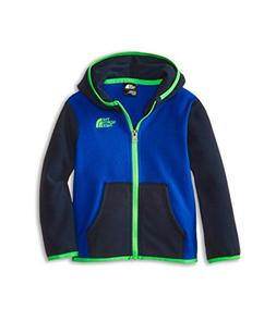 The North Face Baby Boy's Glacier Full Zip Hoodie, Monster B