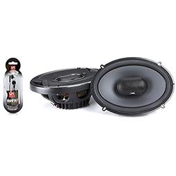 "JBL GTO939 GTO Series 6x9"" 300W 3 Way Black Car Coaxial Audi"