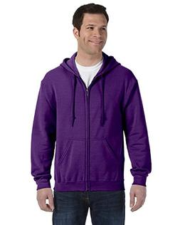Gildan Heavy Blend Unisex Adult Full Zip Hooded Sweatshirt T
