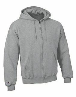 Champion Hoodie Sweatshirt Eco Double Dry Fleece Full Zip Fr
