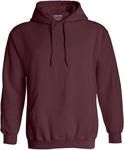 Joe's USA Hoodies Soft & Cozy Hooded Sweatshirt,5X-Large Mar