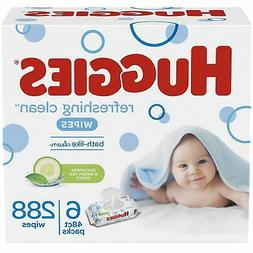 * HOT * HUGGIES Refreshing Clean Baby Wipes, Disposable Soft