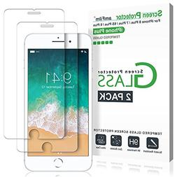 iPhone 8 Plus, 7 Plus, 6S Plus, 6 Plus Screen Protector, amF