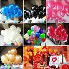 100Pcs Colorful Latex Balloon Celebrate Party Wedding Birthd