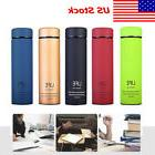 500ML Stainless Thermos Tea Mug With Strainer Insulate Coffe