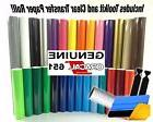 Oracal 651 Vinyl 47 Color Starter Kit With Transfer Paper An