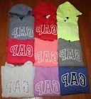 NEW NWT Womens GAP Arch Logo Pullover Hooded Sweatshirt Hood