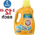 Arm and Hammer Fresh Laundry Detergents, Plus Power OxiClean
