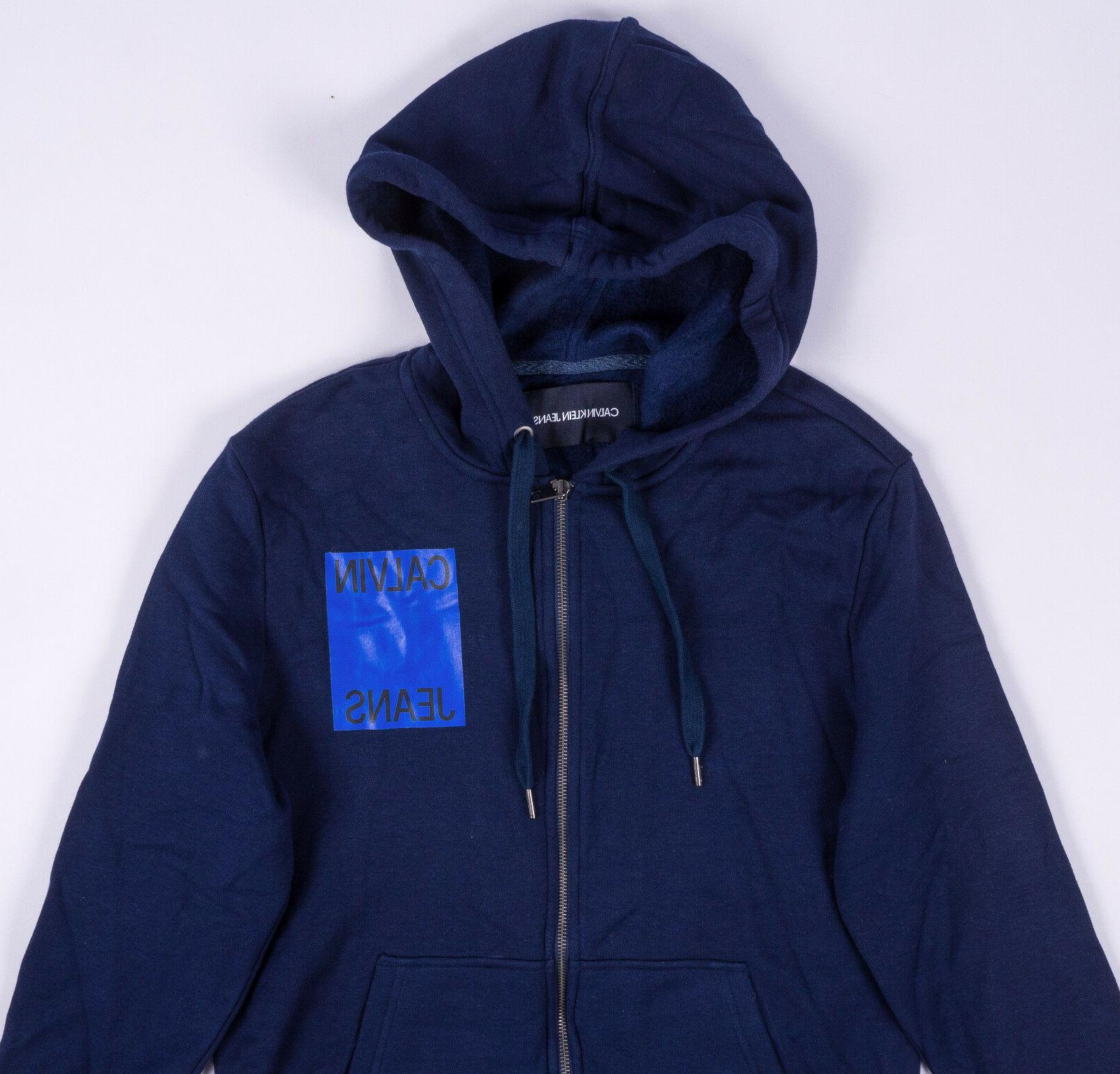 BNWT JEANS FRONT HOODIE M