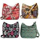 Vera Bradley Carryall Crossbody Shoulder Bag Purse NWT Color