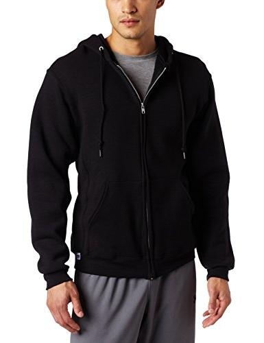 dri power hooded zip fleece