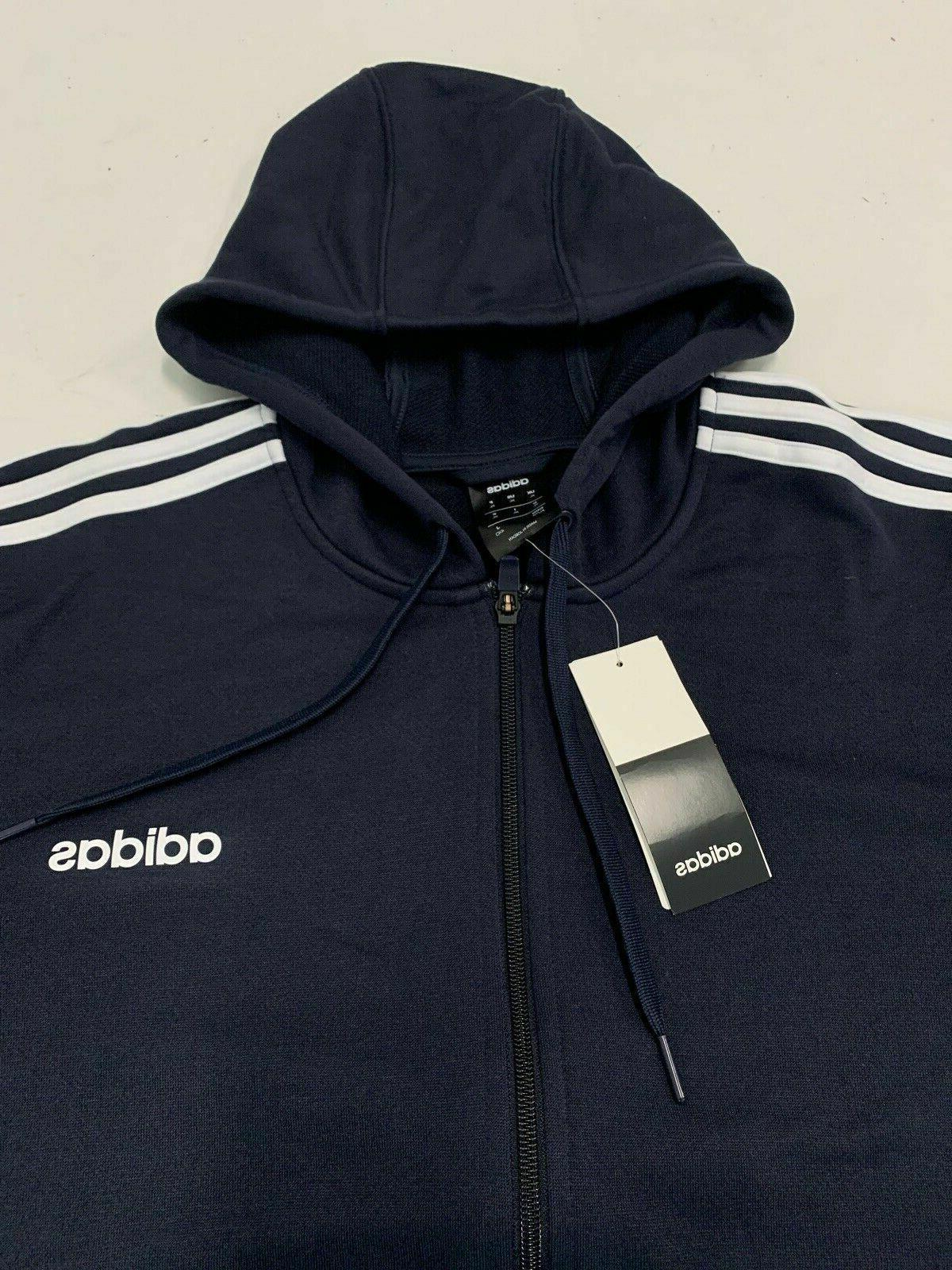 Adidas French Terry Zip Mens