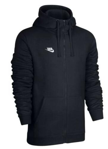 Nike Full Zip Winter Fleece Hoodie black 3XL, 2XL, XL L, M a