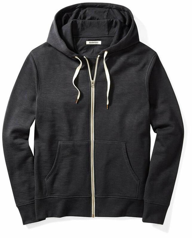 Goodthreads French Terry Full-Zip