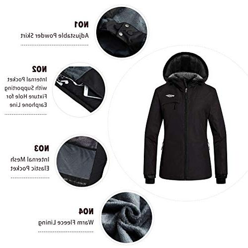 Wantdo Jacket Outdoor Coat for Hiking