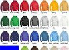 GILDAN Men's Size 2XL-5XL ZIP Heavy Blend Hooded Sweatshirt