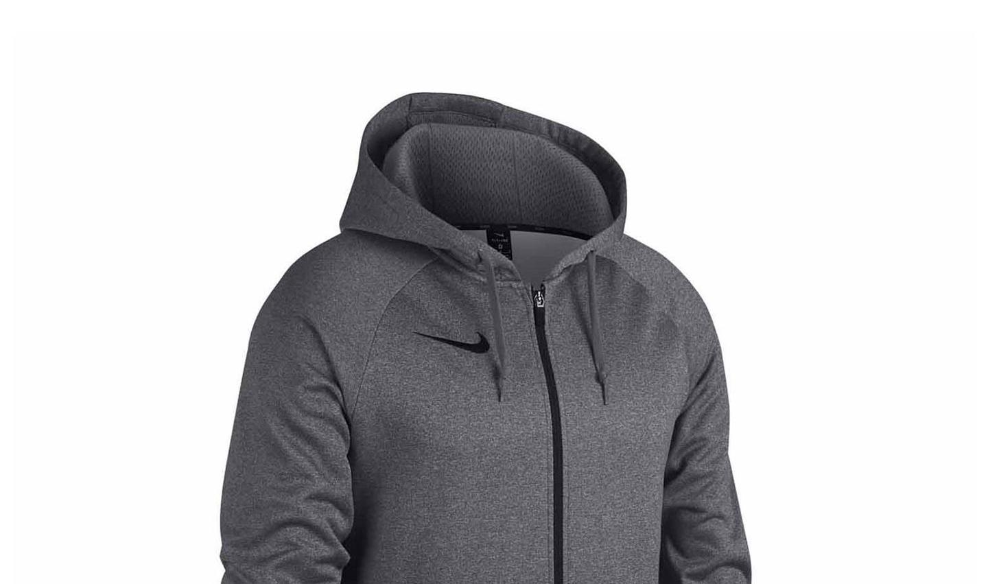 Nike Long Thermal Hoodie Zip Men's 3XLT