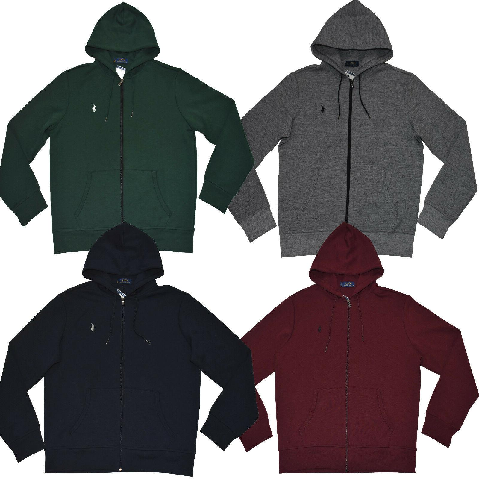 Men Polo Double Hoodie - ALL