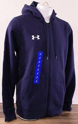 Men's Blue Under Armour ColdGear Fitted NWT