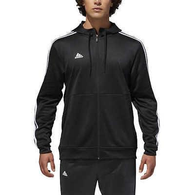 Adidas Men's Full Zip Tech Hoodie  *** FREE SHIPPING ***