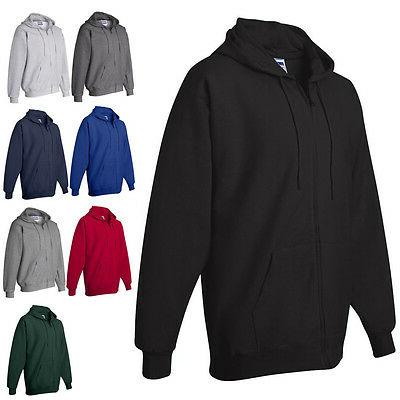 mens hoody printproxp ultimate cotton full zip