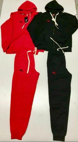 NIKE SWEATSUIT AND ZIP COMPLETE SET JOGGERS FREE SHIPPING